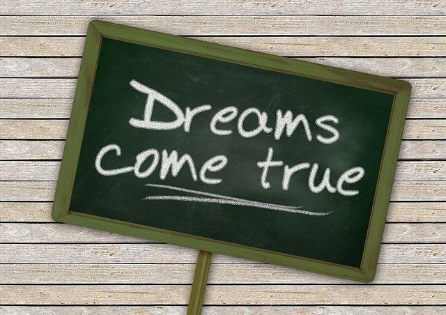 Cómo cumplir tus sueños y hacerlos realidad