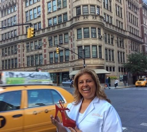 ¡A esta empresaria exitosa no la detiene nadie! ¡Acaba de abrir el Gloria Hincapie Spa en NYC!