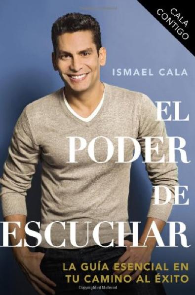 Ismael Cala Apadrina al Red Shoe Movement. El primer libro de Ismael Cala con el que está recorriendo el mundo como orador y motivador.