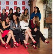 El grupo de Mujeres de Dell en Latinoamerica adhiere a los principios de Red Shoe Movement.