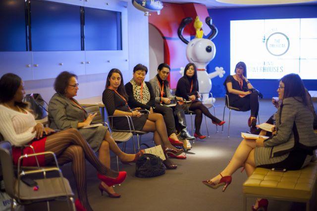 Dinamica grupal de liderazgo at RSM Signature Event | Tipos de dinámicas sobre liderazgo