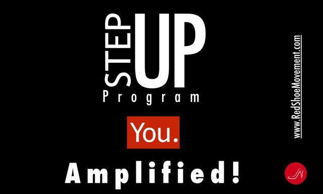 Programa Step Up Program. Tu ¡a la enésima potencia!