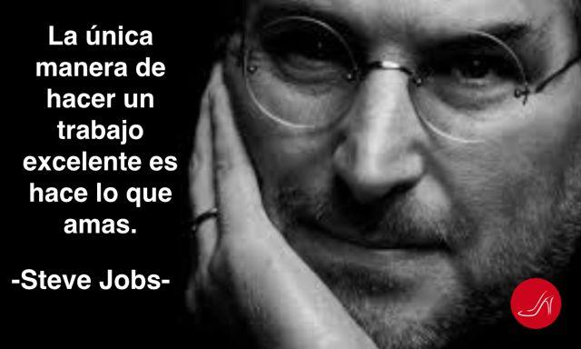 Frases sobre pasion Steve Jobs | No te Pierdas Como Encontrar tu Pasión con estas Simples 7 Preguntas