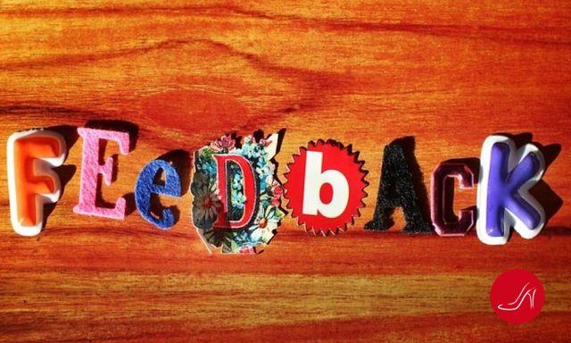 Feedback. Si quieres crecer en tu carrera, no hay nada mejor que pedir feedback