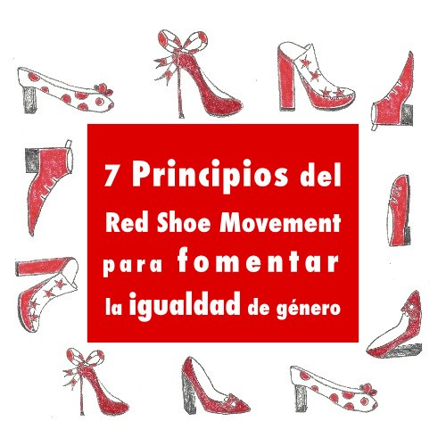 Red Shoe Movement Event