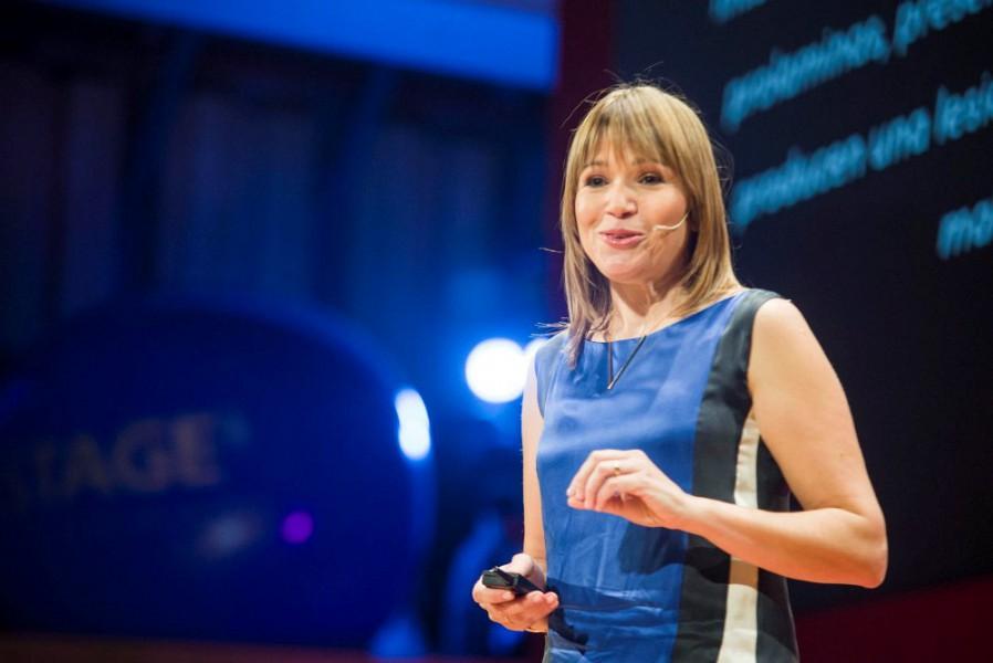Alicia Verna comparte cómo emprender un negocio