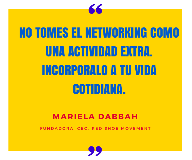 Dada su doble responsabilidad en el trabajo y la familia, las mujeres dejan de lado el networking. ¡No tomes ese riesgo!