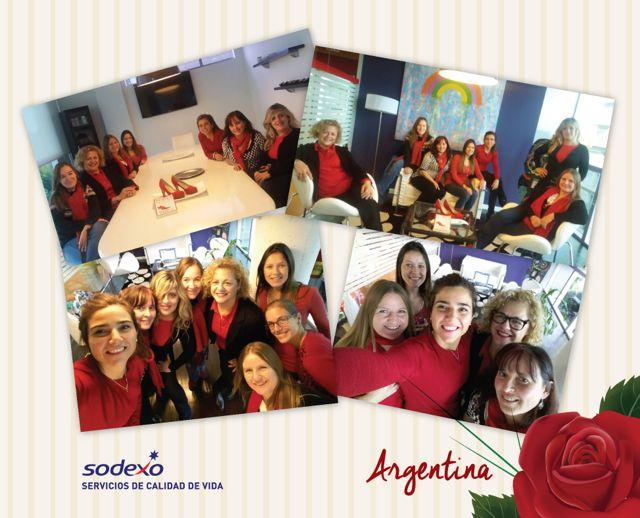Sodexo Argentina, miembros de nuestro Step Up program