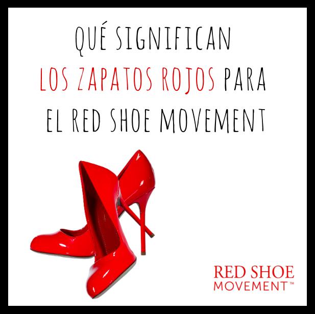 93cbdc48 El Significado de los Zapatos Rojos para el Red Shoe Movement