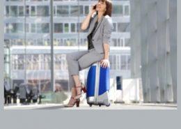 Tips para resolver con estilo el código de vestimenta para un viaje de trabajo. Foto: m-imagephotography/iStock
