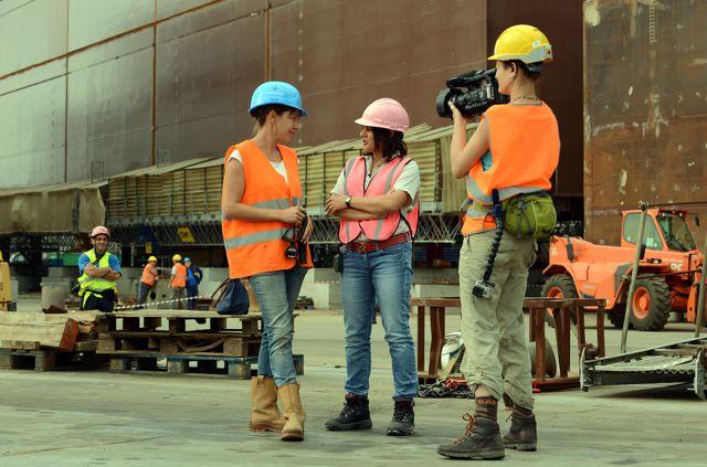 La ingeniera Ilya Espino de Marotta a cargo de la Ampliación del Canal de Panamá
