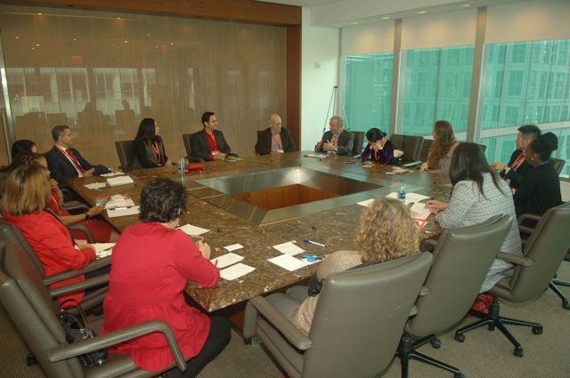 Dinamica de liderazgo única: Círculos de Mentoría Mutua