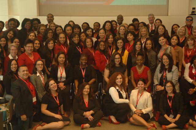 RSM Signature Event - foto de un grupo parcial de asistentes a nuestra conferencia anual