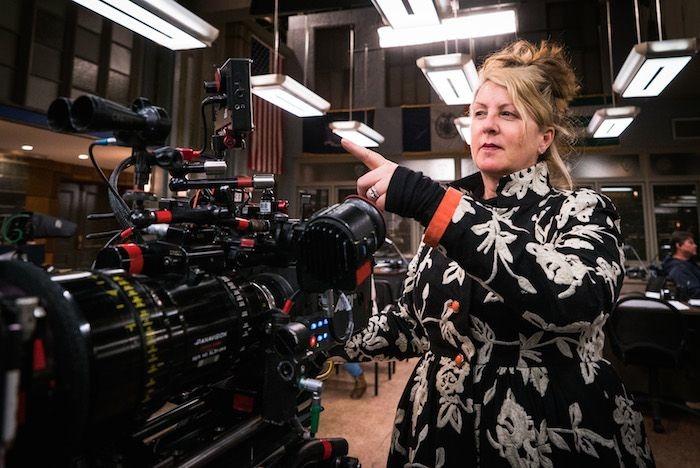 Rosemary Rodriguez, cuando más fuerte se siente es en el set de dirección, una de las pocas directoras en un sector tradicionalmente masculino.