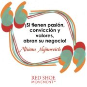 Miriam Nujimovich frase motivadora