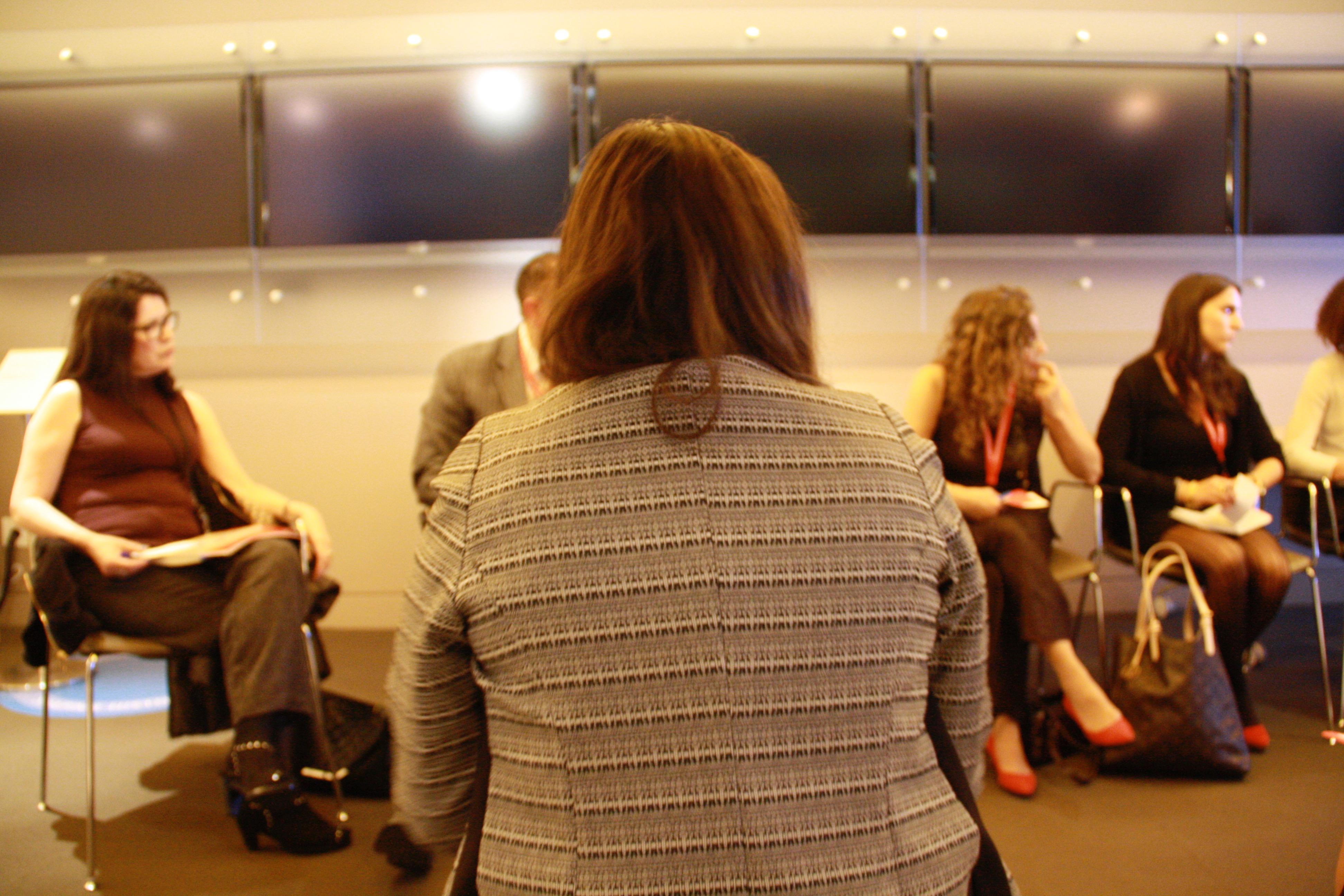 Aprender a ser jefe de tus ex colegas es un punto clave en tu carrera. (Foto tomada en el RSM Signature Event)
