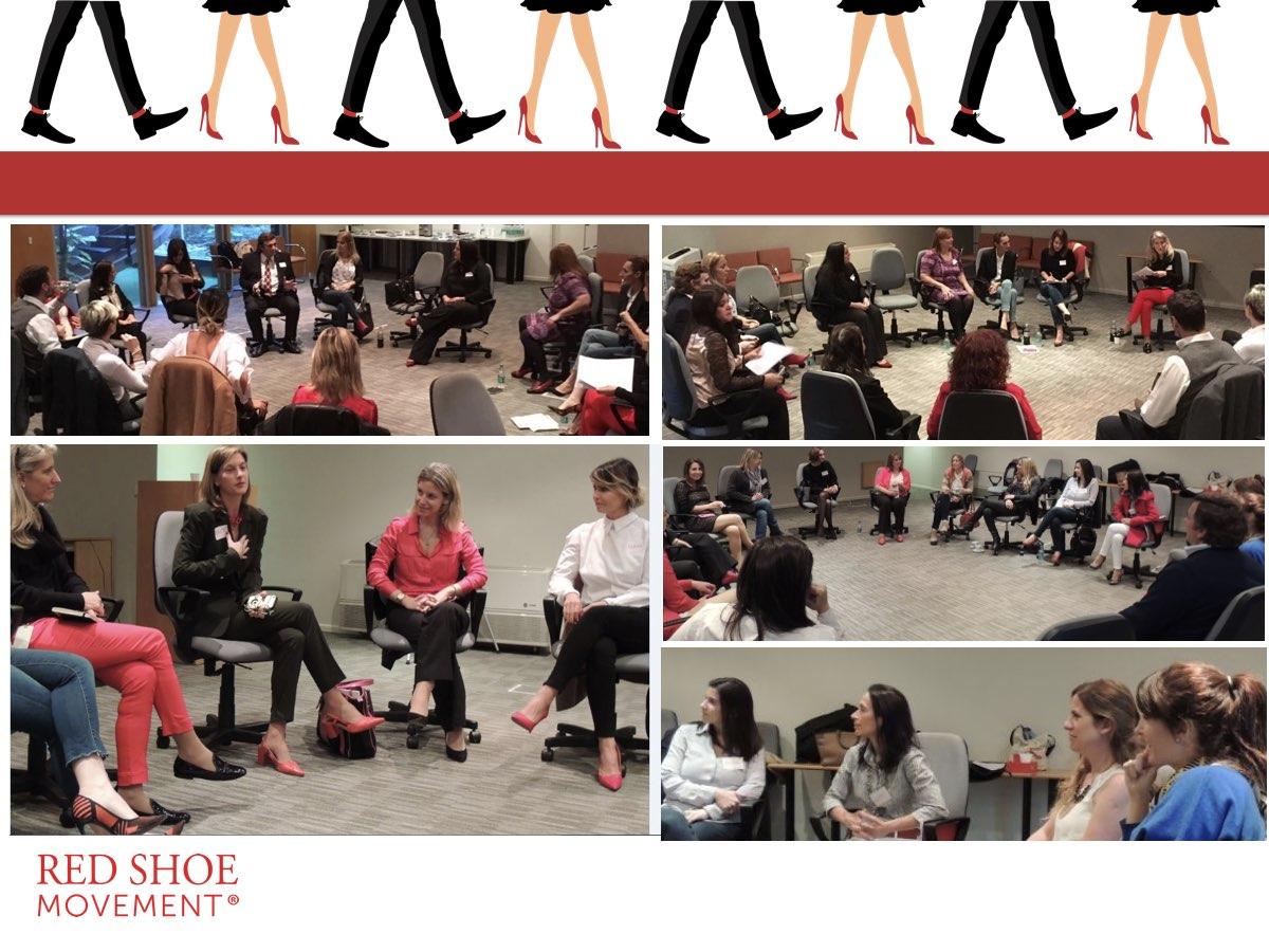 Circulo Inter Empresarial del RSM en Novartis Argentina donde se practica la Mentoría Mutua