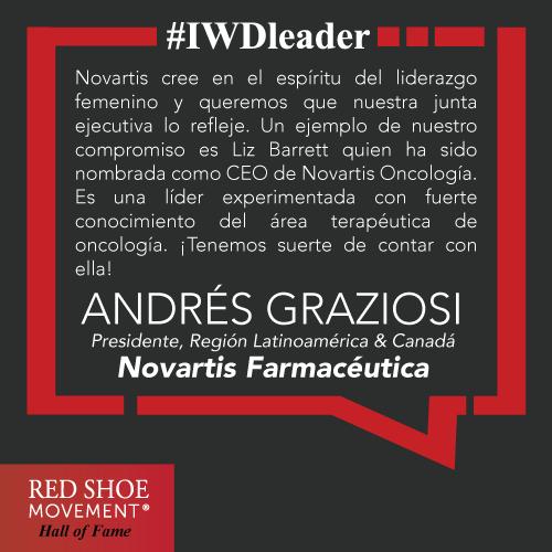 Andres Graziosi, comparte su vision inclusiva
