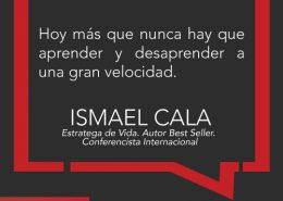 Ismael Cala Frase inspiradora