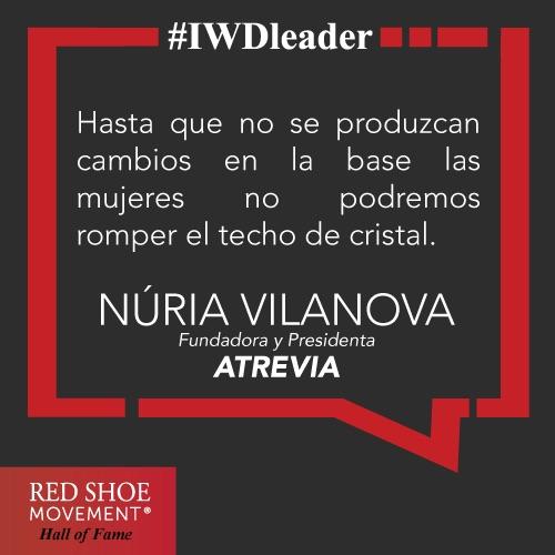 Nuria Vilanova frase inspiradora para recordar