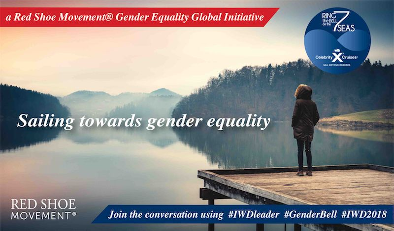 Una Iniciativa Global de Equidad de Género del Red Shoe Movement