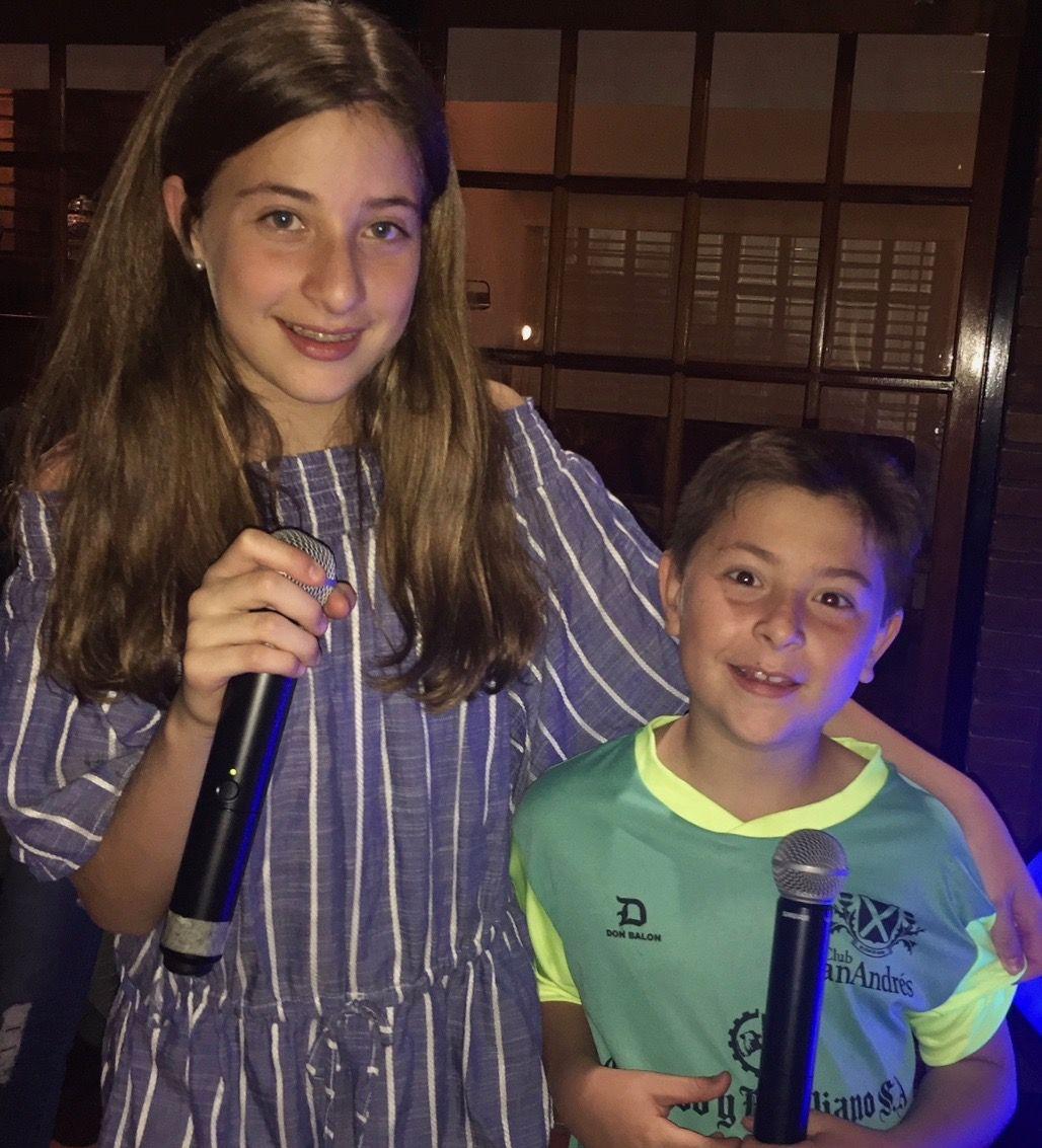 Los hijos de Maria Jose Gomez