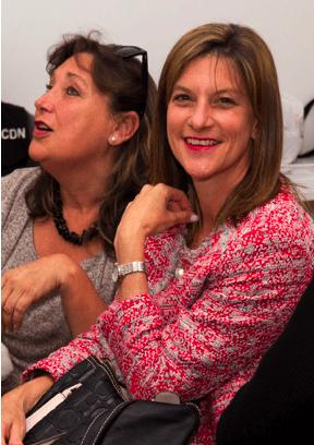 Siempre activa en eventos profesionales, para Maria Jose Silva, el networking estratégico es una clave del éxito