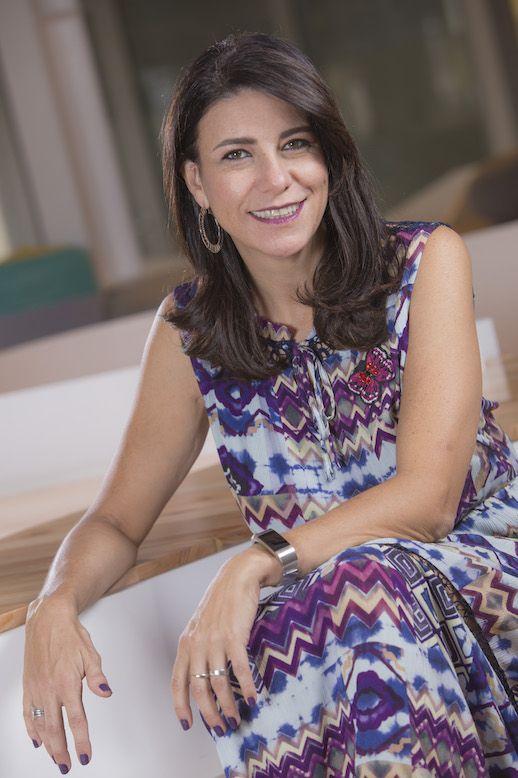 Florencia Sabatini, Gerenta de Comunicaciones de Google Argentina.