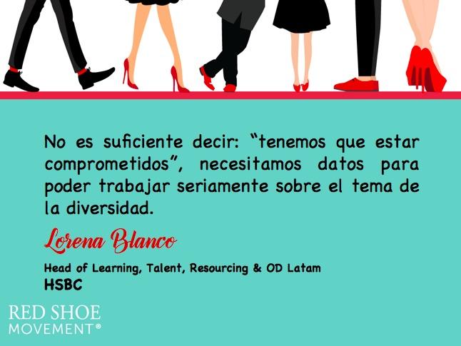 Una empresa líder en diversidad e inclusión toma su compromiso en serio.