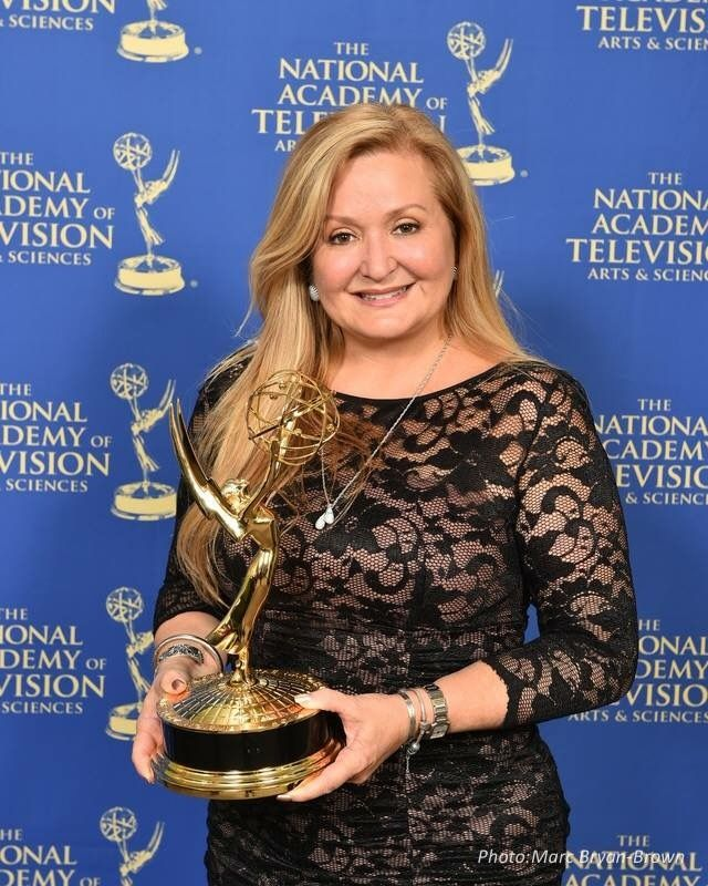 Cynthia Hudson, SVP y GM de CNNE ha ganado numerosos Emmys a lo largo de su carrera.