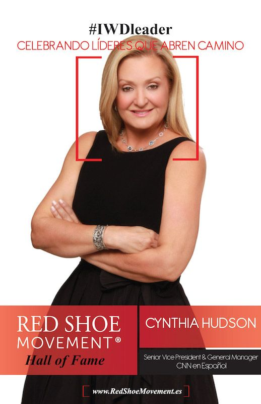 Cynthia Hudson, SVP & GM, CNN en Español