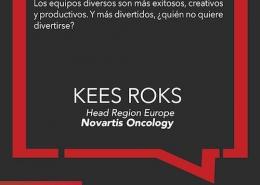 Kees Roks, inspira con su liderazgo de servicio.