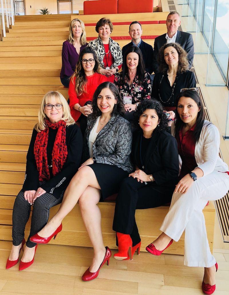 Kees Roks sponsor de talento femenino. Apoya nuestro programa Step Up Plus en Novartis.