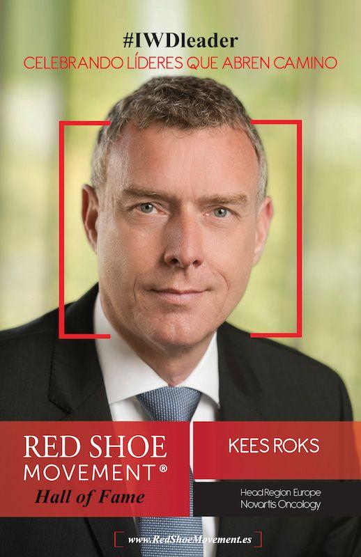Kees Roks, Head de Region Europa, Novartis Oncología
