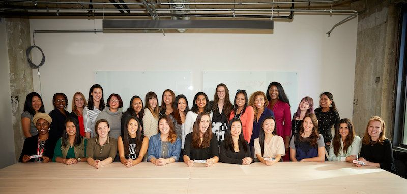 Lisa Wang, fundadora y CEO de SheWorx en Tech Week