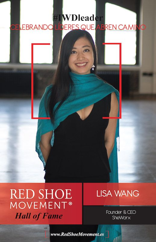 Lisa Wang, CEO, SheWorx