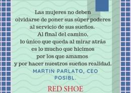 Frase inspiradora Martin Parlato