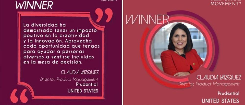 Claudia Vazquez frase