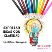 Expresar ideas con claridad