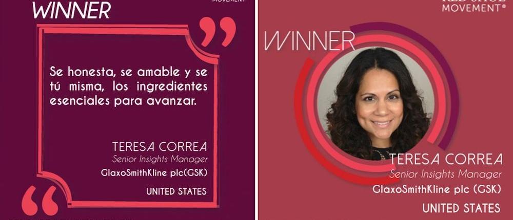 Teresa Correa frase