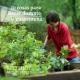 Considera plantar una huerta. Photo Credit- CDC. Unsplash