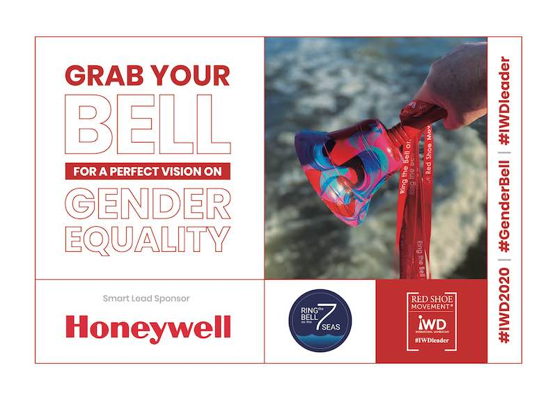 Honeywell es el Smart Lead del Ring the Bell on the 7 Seas 2020