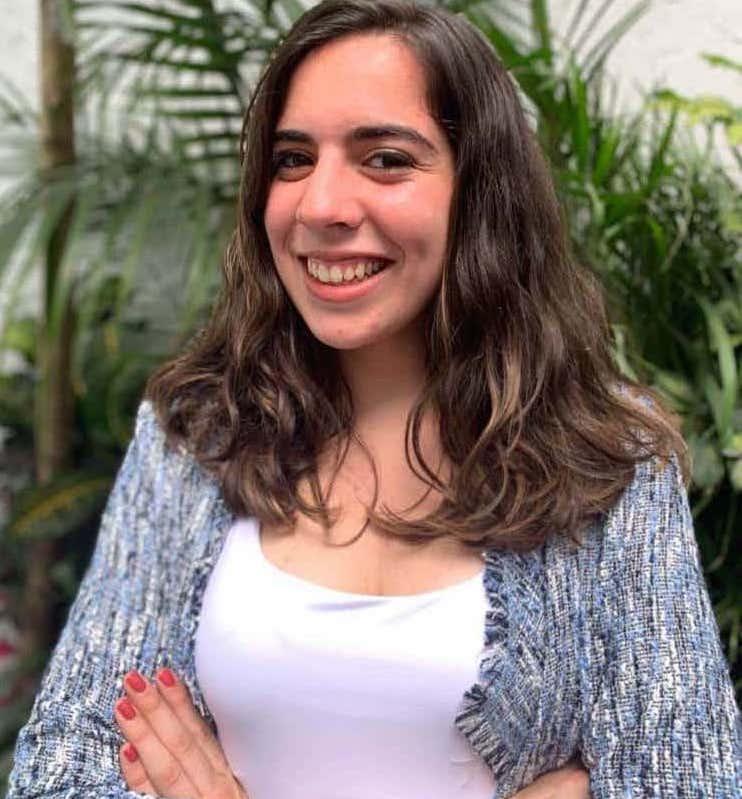 Mujeres en STEM- Andrea de Anda Kuri