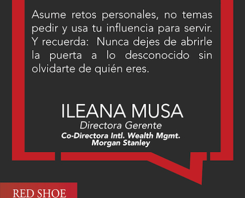 Ileana Musa, ganadora del Hall of Fame 2021