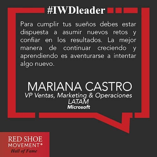 Mariana Castro es una experta en resiliencia empresarial