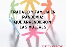 Trabajo y familia en pandemia